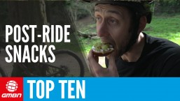Top 10 Snacks To Eat After A Ride
