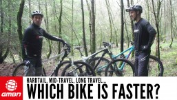 Which Mountain Bike Is The Fastest For Trail Riding?