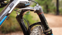 Automated Suspension Tuning for Mountain Bikes