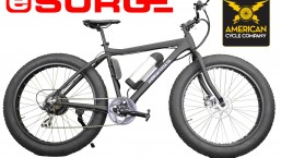 American Cycle Company Introduces ESURGE Electric Mountain Bike