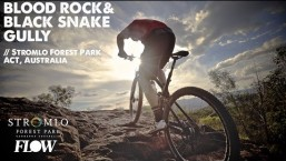 Stromlo Forest Park – Blood Rock and Black Snake Gully