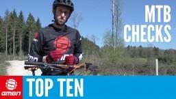 Top 10 MTB Maintenance Tips