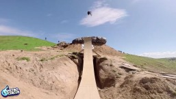 First Ever BMX Quad Backflip – History Made!