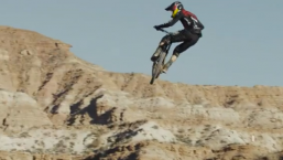 Red Bull Rampage 2015 Practice Jump Session