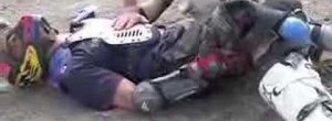 Appetite 4 Destruction A4D – Motocross Terrible Crash Broken