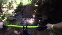 Fourforty Mountain Bike Park, New Zealand POV