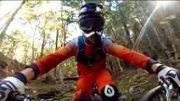 Freeride Mountain Bike POV in New Zealand – Through My Eyes w/ Aaron Chase
