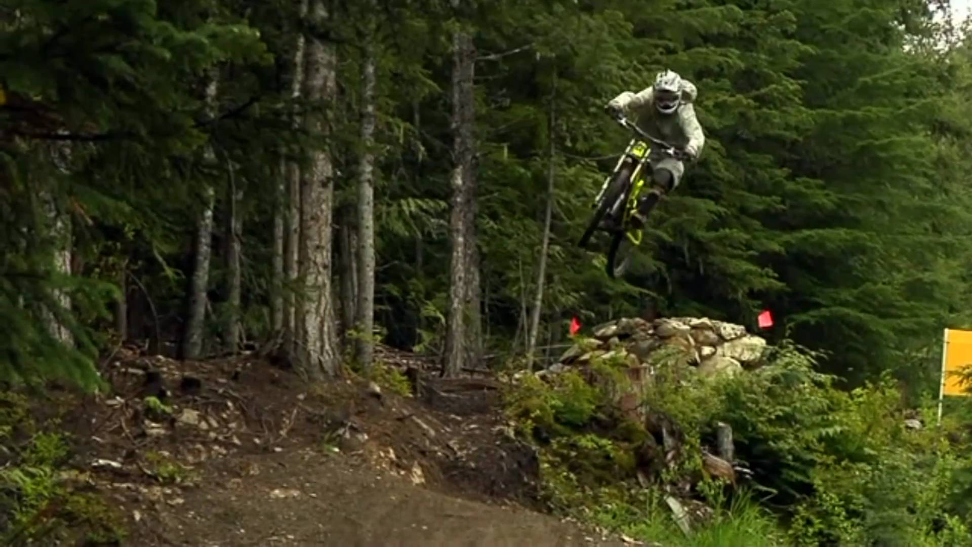 Gnarly Freeride/Downhill