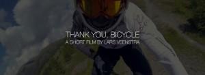 Thank You, Bicycle