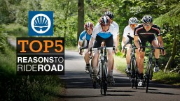 Top 5 – Reasons Mountain Bikers Should Try Road Cycling