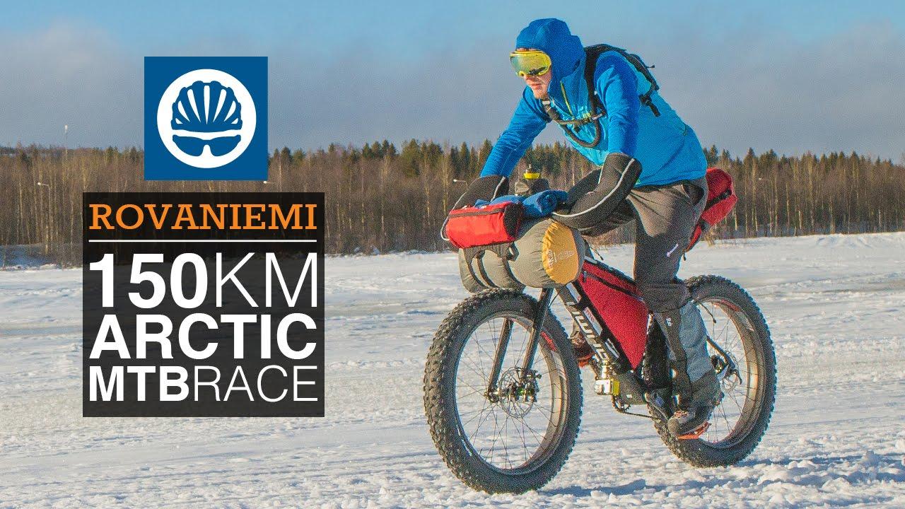 150km Arctic MTB Race