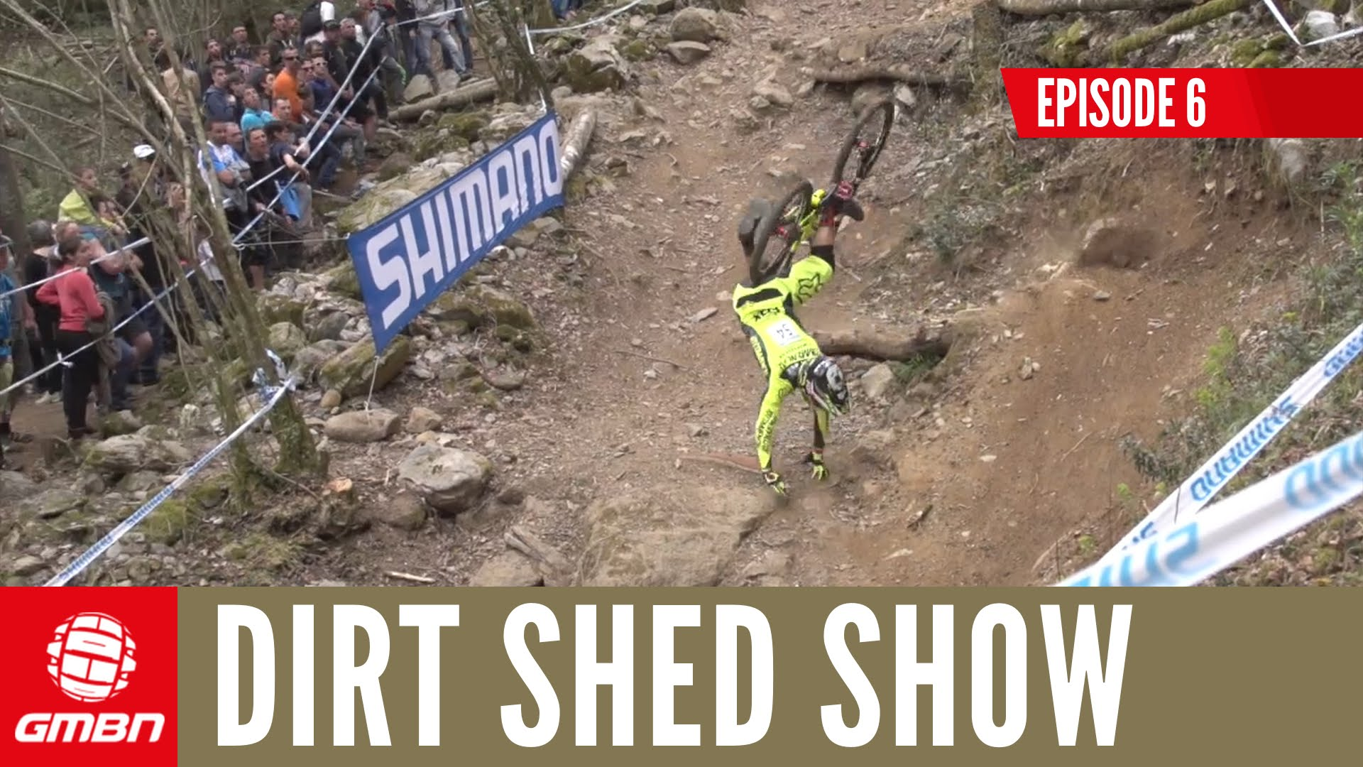 Aaron Gwin Wins + Big Crashes! The Dirt Shed Show Ep. 6
