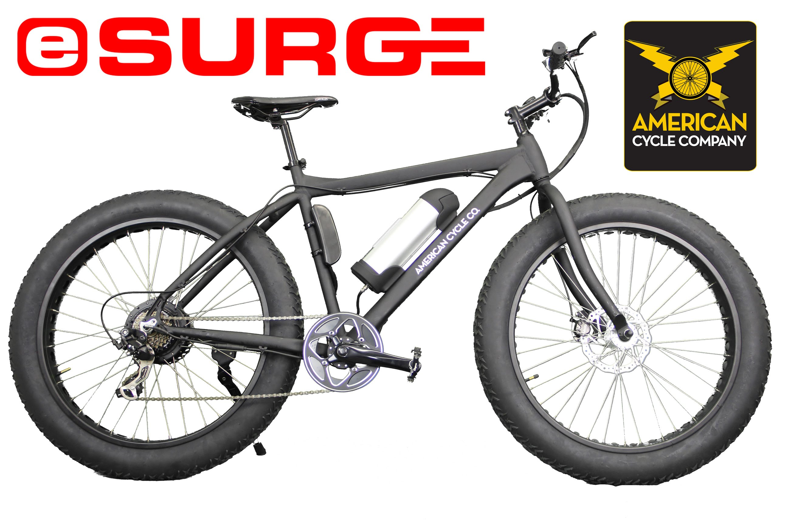 American Cycle Company Introduces ESURGE Electric Mountain Bike