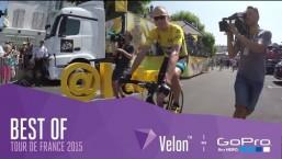 Best of Tour de France 2015 in 5 Minutes