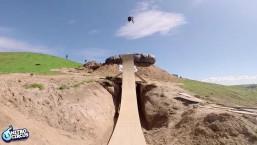 First Ever BMX Quad Backflip – History Made!