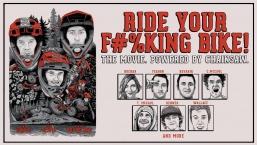 RIDE YOUR F#%KING BIKE! – FOX MTB